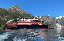Hurtigruten - Expeditionsreise